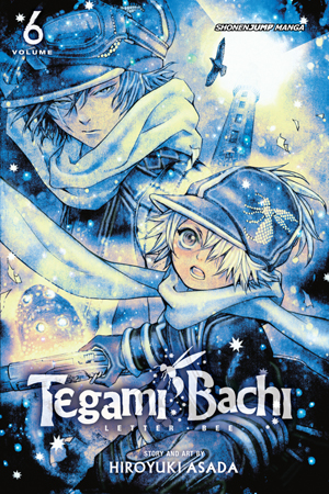 Tegami Bachi Vol. 6: The Lighthouse in the Wasteland