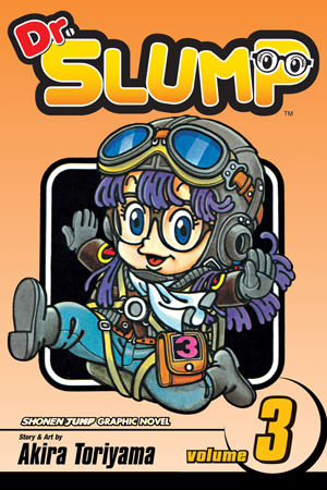 Dr. Slump Vol. 3: Dr. Slump, Volume 3