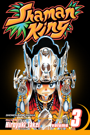 Shaman King Vol. 3: The Lizard Man