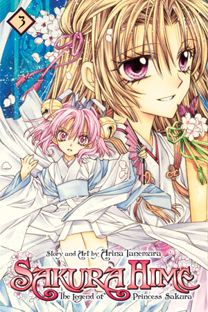Sakura Hime: The Legend of Princess Sakura, Volume 3