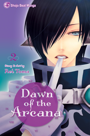 Dawn of the Arcana, Volume 2