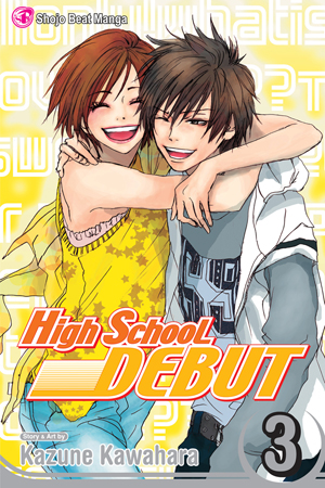 High School Debut, Volume 3