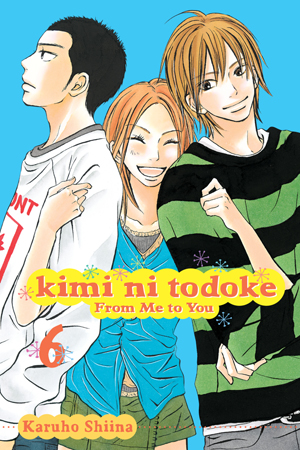 Kimi ni Todoke: From Me to You, Volume 6