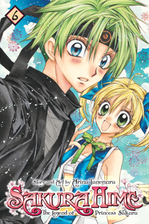 Sakura Hime: The Legend of Princess Sakura  Vol. 6: Sakura Hime: The Legend of Princess Sakura, Volume 6