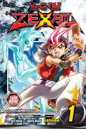 Yu-Gi-Oh! Zexal Vol. 1: Yu-Gi-Oh! Zexal, Volume 1