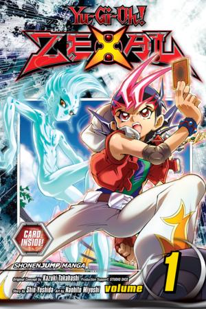 Yu-Gi-Oh! Zexal Vol. 1: Free Preview!!