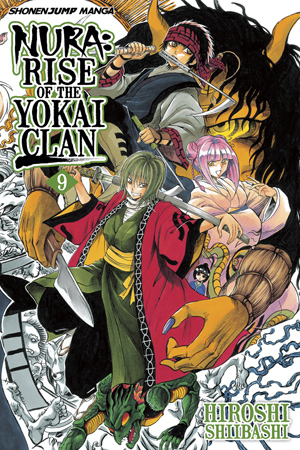 Nura: Rise of the Yokai Clan Vol. 9: Tono Monogatari
