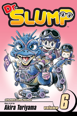 Dr. Slump Vol. 6: Dr. Slump, Volume 6