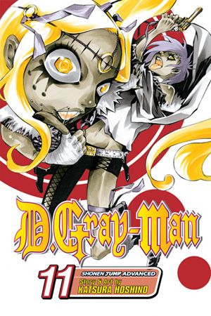 D.Gray-man Vol. 11: Fight to the Debt