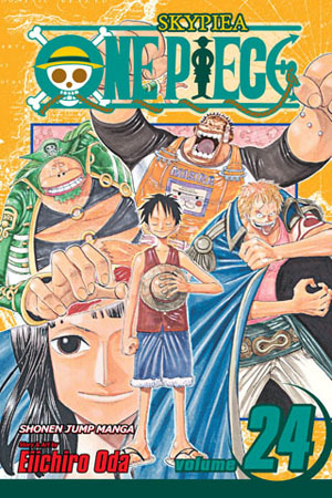One Piece Vol. 24: People's Dreams