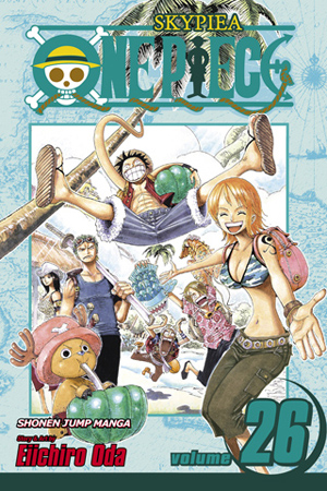 One Piece Vol. 26: Adventure on Kami&#x27;s Island