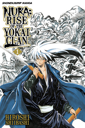 Nura: Rise of the Yokai Clan Vol. 1: Becoming the Lord of Pandemonium