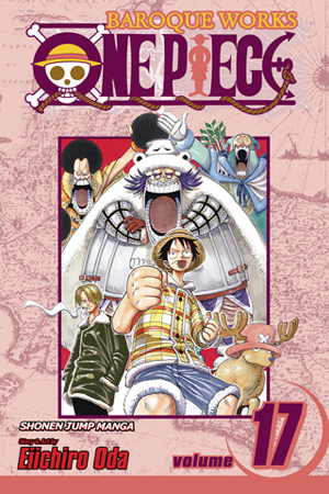 One Piece Vol. 17: Hiriluk's Cherry Blossoms
