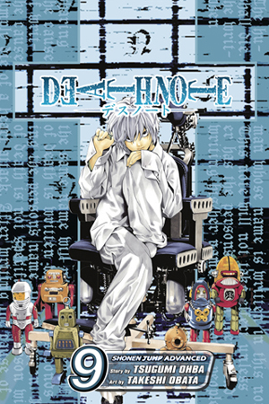 Death Note Vol. 9: Contact