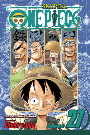 One Piece Vol. 27: Overture