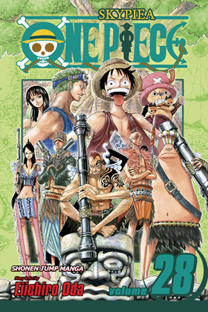 One Piece Vol. 28: Wyper the Berserker