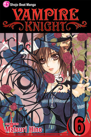 Vampire Knight Vol. 6: Vampire Knight, Volume 6