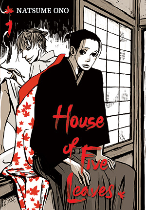 House of Five Leaves Vol. 1: House of Five Leaves, Volume 1