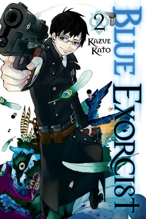 Blue Exorcist, Volume 2