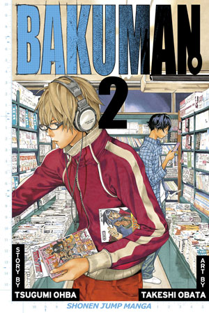 Bakuman Vol. 2: Chocolate and Akamaru
