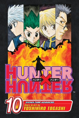 Hunter x Hunter Vol. 10: Fakes, Swindles, and the Old Switchheroo