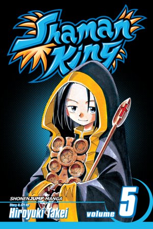 Shaman King Vol. 5: The Abominable Dr. Faust