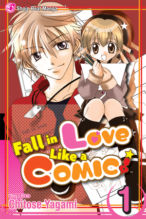 Fall In Love Like a Comic Vol. 1: Free Preview!!