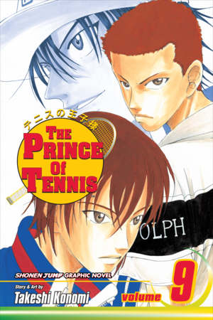 The Prince of Tennis Vol. 9: Take Aim!
