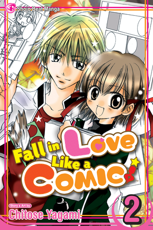Fall In Love Like a Comic Vol. 2: Fall In Love Like a Comic, Volume 2