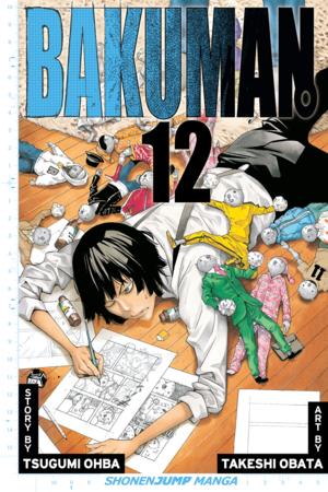 Bakuman Vol. 12: Artist and Manga Artist