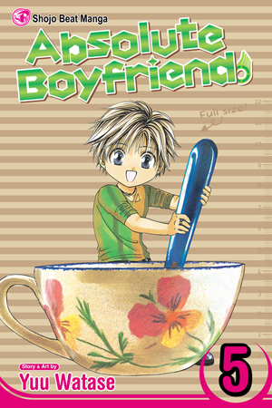 Absolute Boyfriend Vol. 5: Absolute Boyfriend, Volume 5