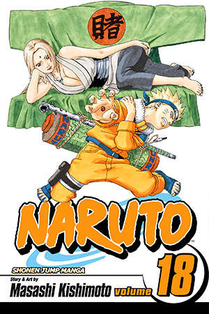 Naruto Vol. 18: Tsunade's Choice