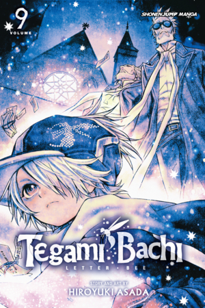 Tegami Bachi Vol. 9: The Dead Letter Office
