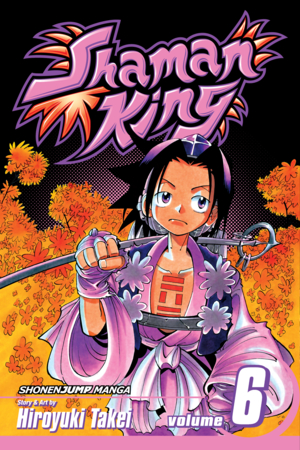Shaman King Vol. 6: Road Trip To Izumo