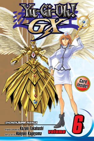 Yu-Gi-Oh! GX Vol. 6: The Power of Kaiser!