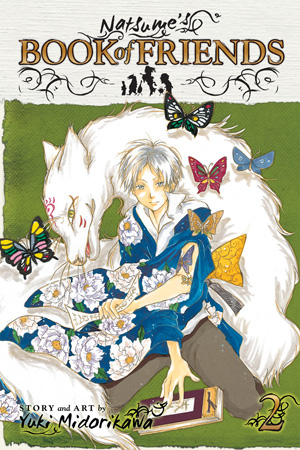 Natsume's Book of Friends Vol. 2: Natsume's Book of Friends, Volume 2