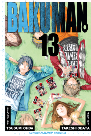 Bakuman。 Vol. 13: Fans and Love At First Sight