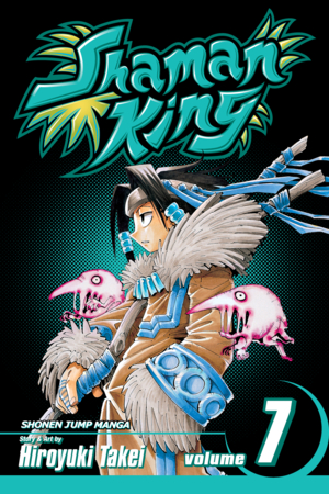 Shaman King Vol. 7: Clash At Mata Cemetery