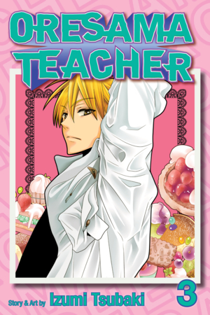 Oresama Teacher, Volume 3