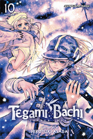 Tegami Bachi Vol. 10: The Shining Eye