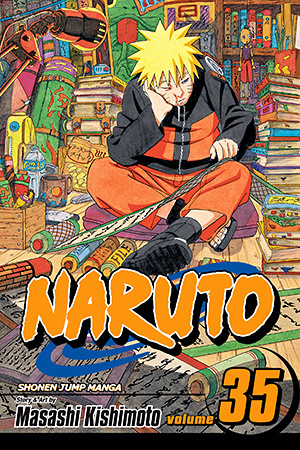 Naruto Vol. 35: The New Two