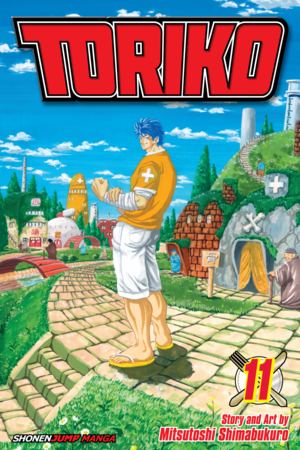 Toriko Vol. 11: Race to Recovery!!