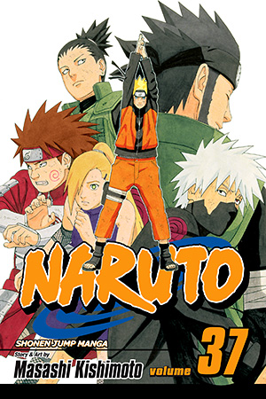 Naruto Vol. 37: Shikamaru's Battle