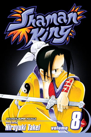 Shaman King Vol. 8: The Road to the Tao Stronghold