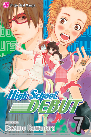 High School Debut Vol. 7: High School Debut, Volume 7
