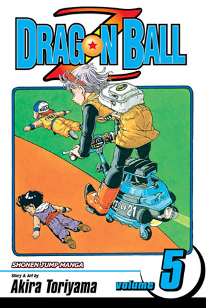 Dragon Ball Z Vol. 5: Dragon Ball In Space