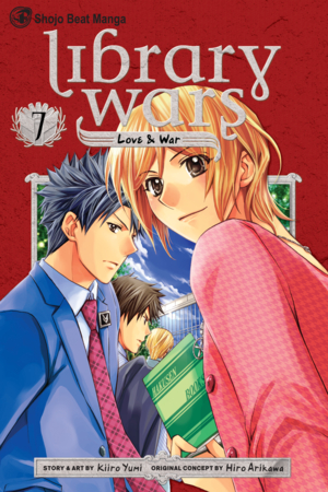 Library Wars: Love &amp; War, Volume 7