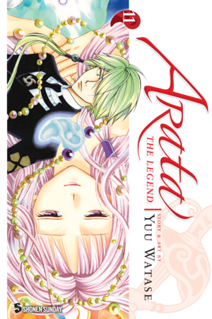 Arata: The Legend Vol. 11: Arata: The Legend, Volume 11