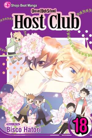 Ouran High School Host Club Vol. 18: Ouran High School Host Club, Volume 18