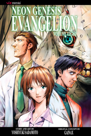 Neon Genesis Evangelion Vol. 8: come now, let us make covenant, you and I